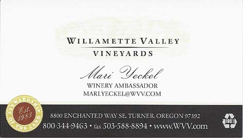Willamette Valley Vineyards 1